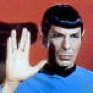 Mr Spock!